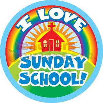 Clipart Sunday School.