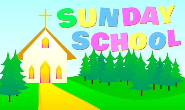 Sunday School Clipart Site About Children.