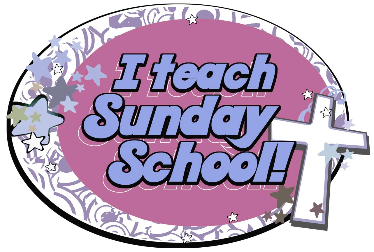 Sunday School Teacher Clipart.