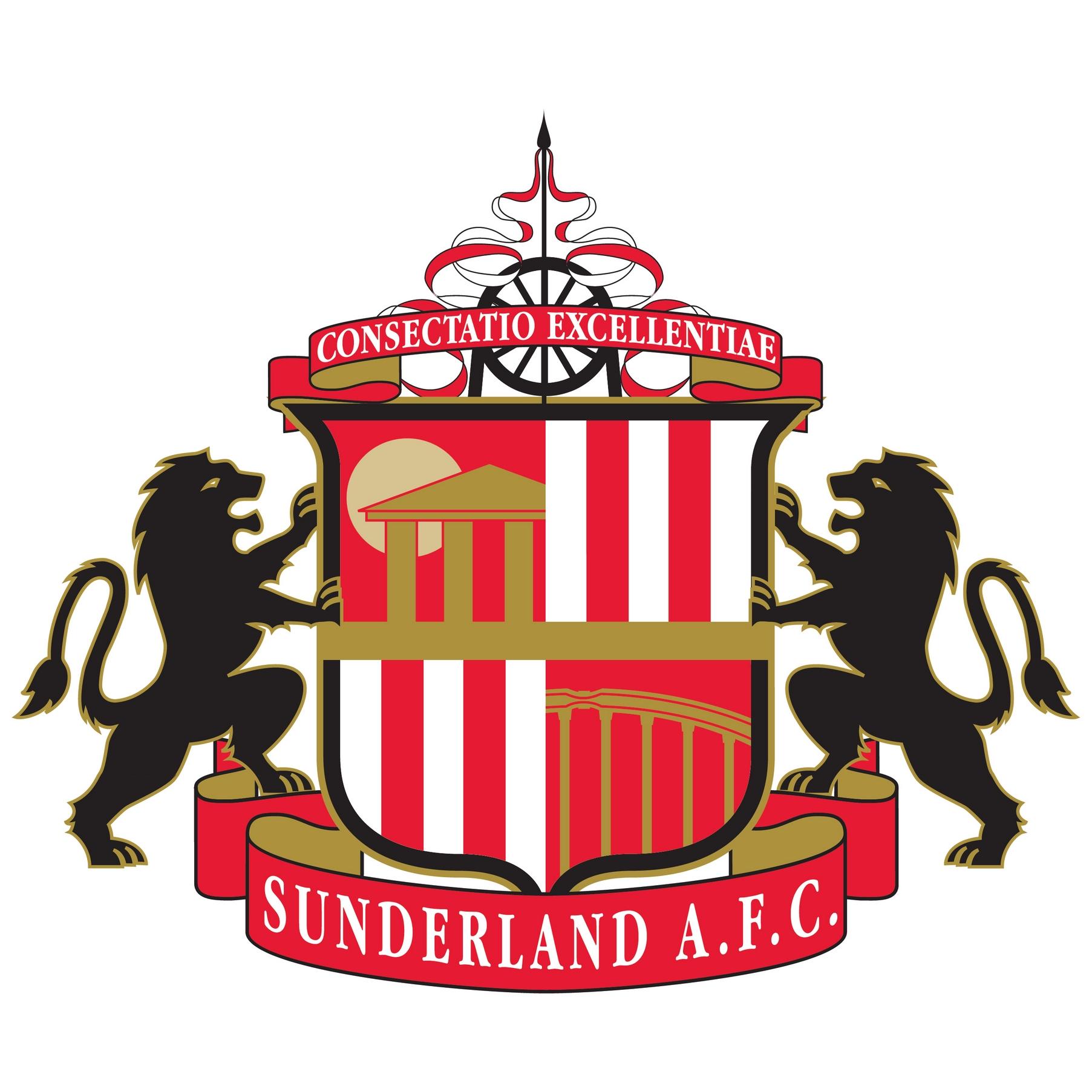 Sunderland Association Football Club Logo [EPS] Vector EPS Free.