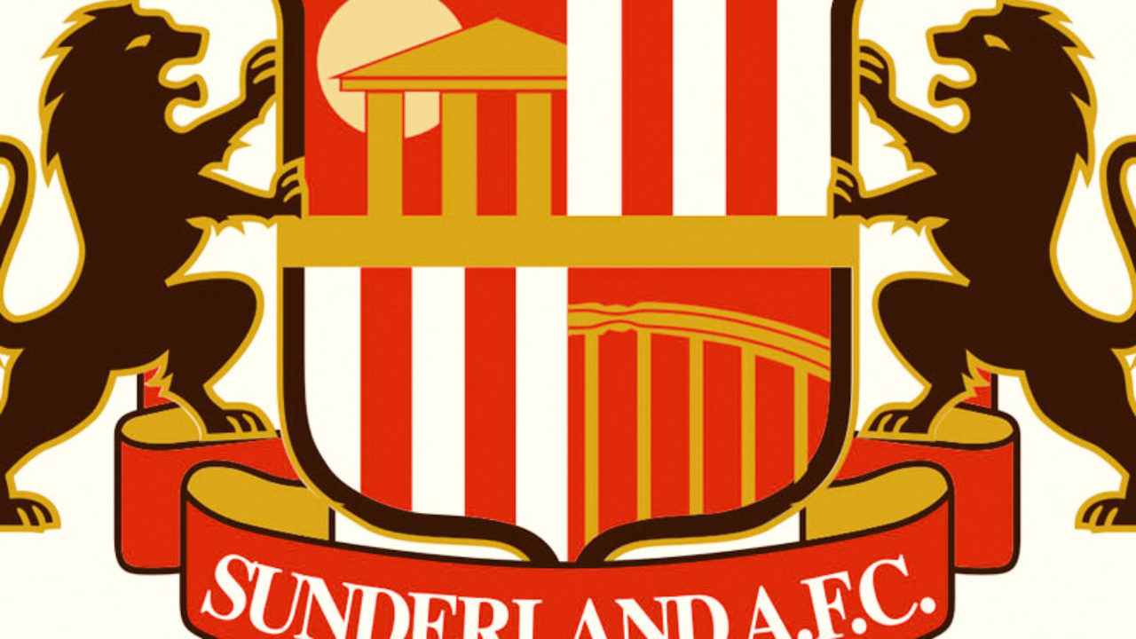 Sunderland\'s position in League One.