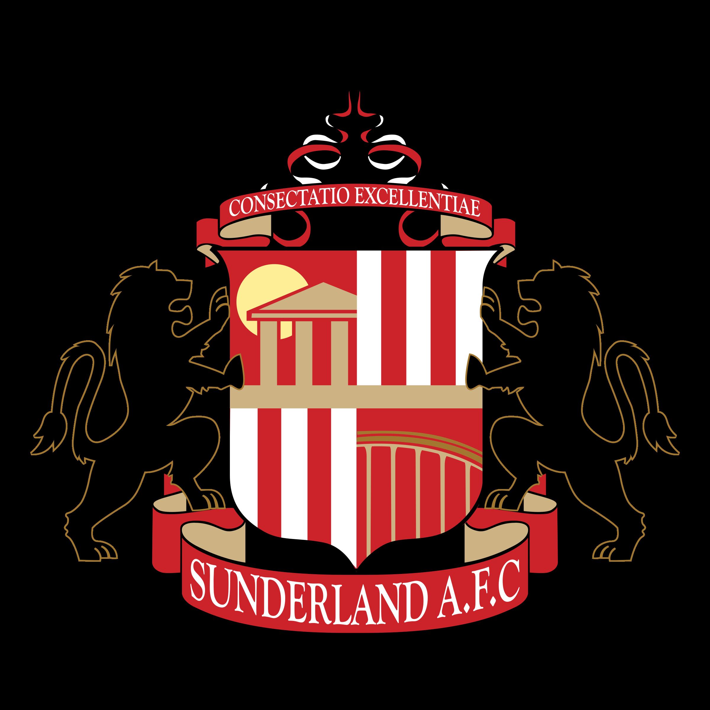 Sunderland AFC Logo PNG Transparent & SVG Vector.