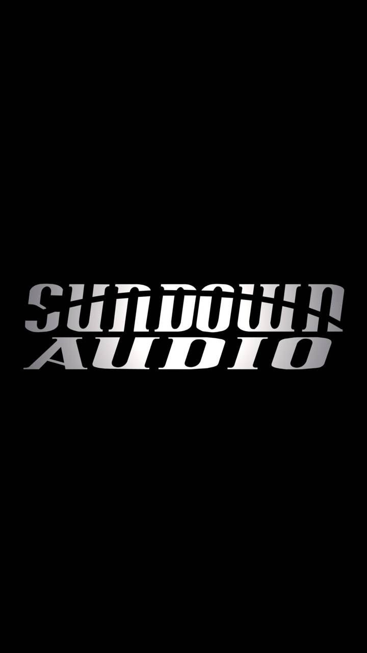 Sundown Audio Logo wallpaper by AgerA_XS.