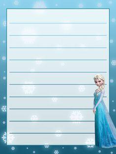 Disney Frozen Clipart Border.