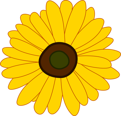 Free Sunflower Background Cliparts, Download Free Clip Art.
