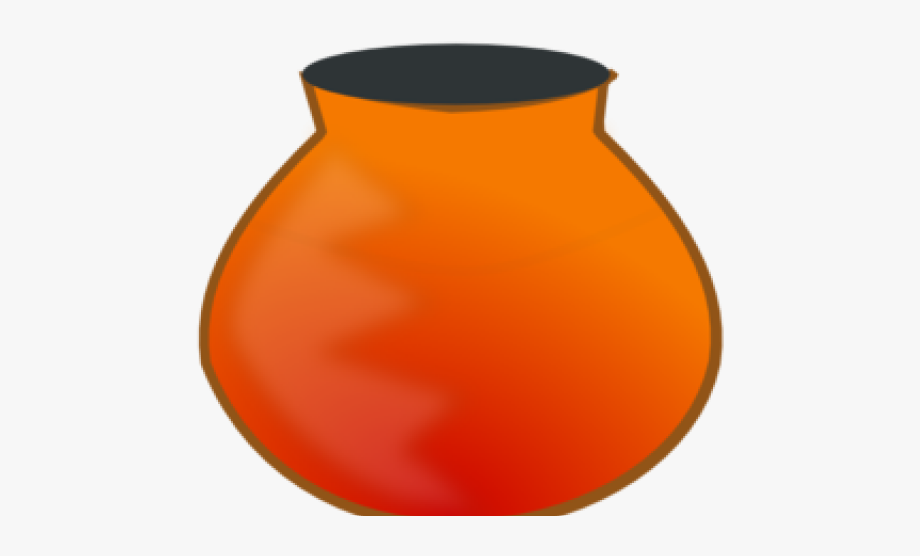 Jar Clipart Clay Vase.