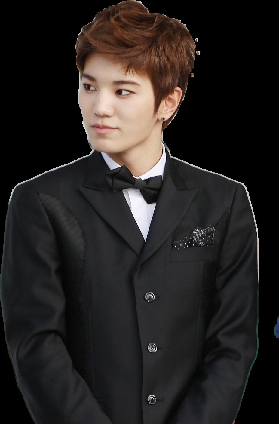 sungjong infinite kpop style dance sticker.