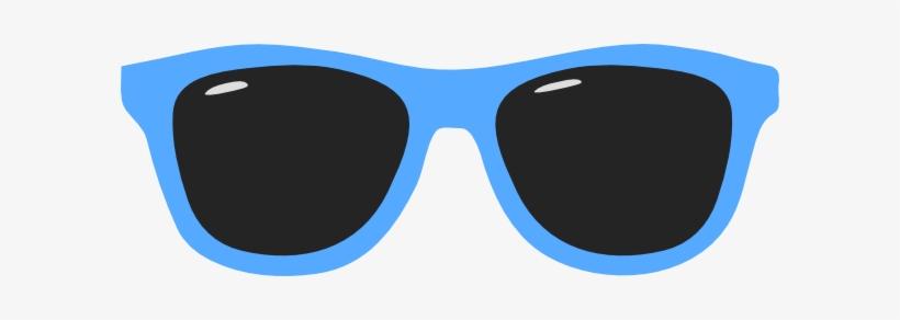 Blue Sunglass Png.