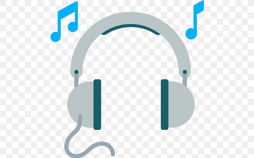 Headphones Emoji Text Messaging Audio, PNG, 512x512px.