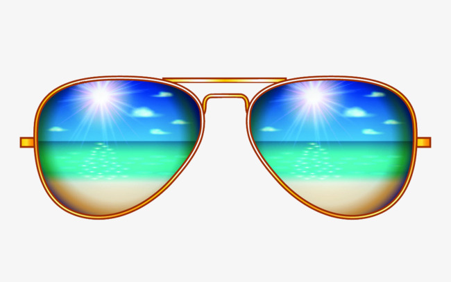 Aviator Sunglasses Png.