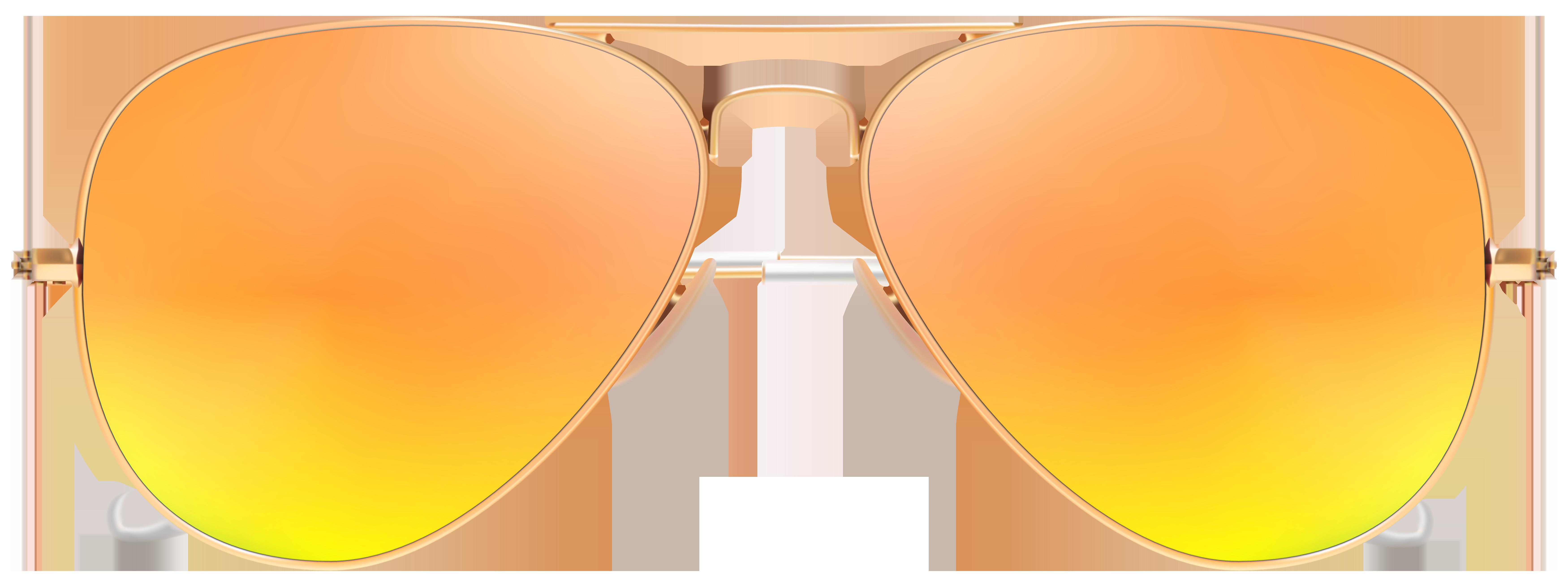 Sunglasses PNG Transparent Clip Art Image.