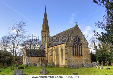 Church Spires Stock Photos, Royalty.