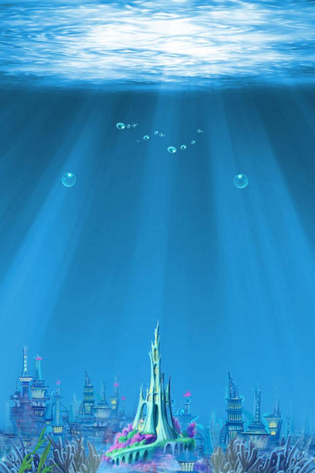 Sunken City Atlantis Clipart Clipground