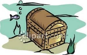 Sunken Treasure Chest.