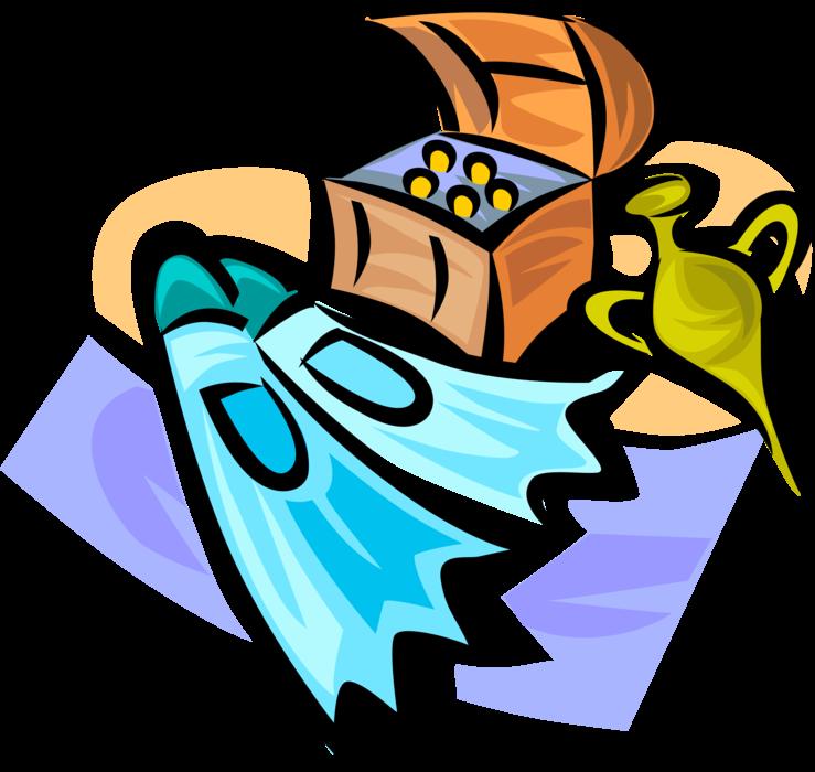 Treasure clipart sunken treasure, Treasure sunken treasure.
