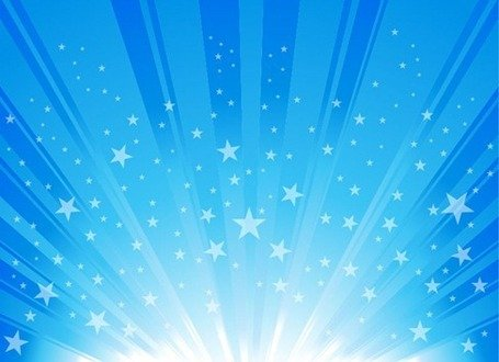 Exploding Star Burst Background Clipart Picture.