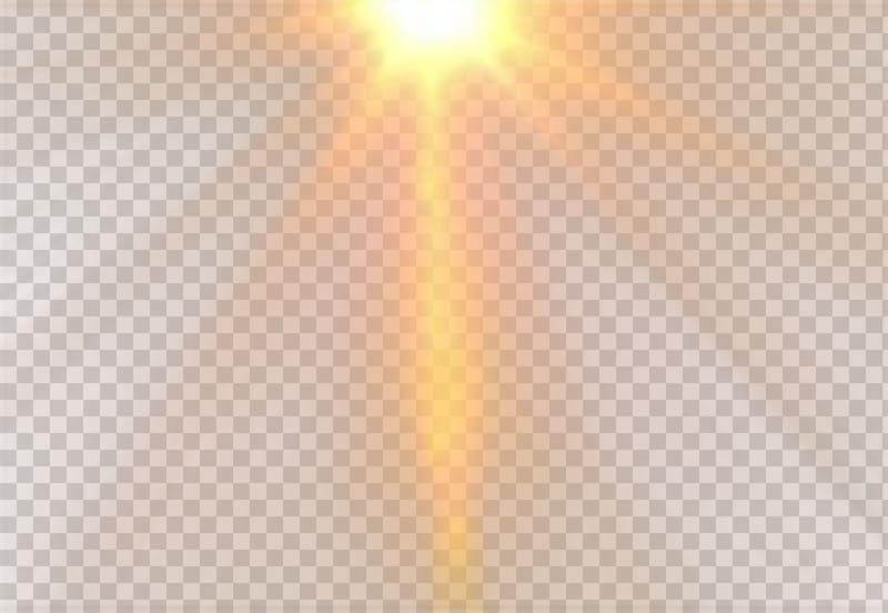 Floor Triangle Symmetry Pattern, Sunlight, sun rays.