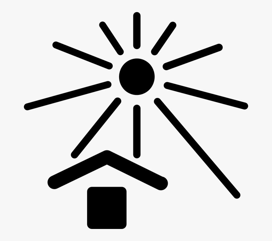 Sunlight Clipart Desert Sun.