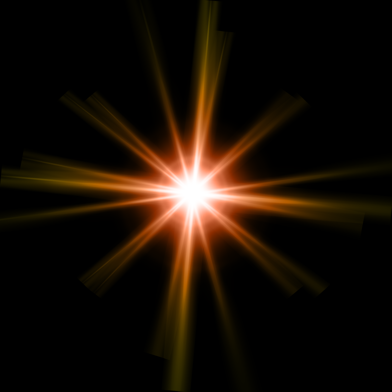 Creating Realistic Starburst Effects in Photoshop.