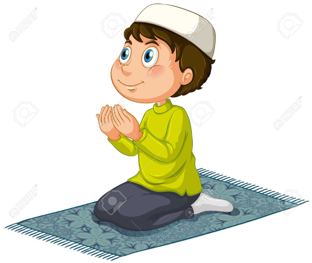 Clipart muslim god.