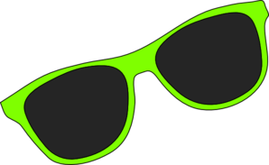 Sunglasses Clip Art.