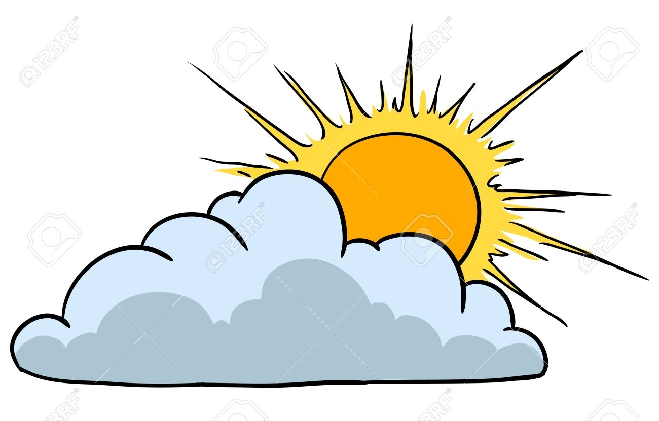 Collection of Sunny clipart.