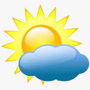 Free Cloudy Weather Clipart Cliparts, Silhouettes, Cartoons.