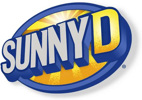 SunnyD font?.
