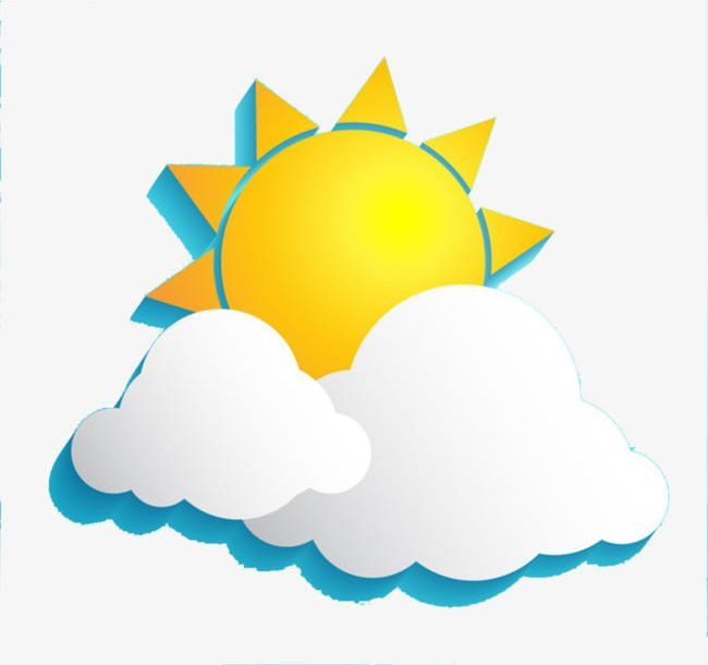 Sunny Weather PNG, Clipart, Clouds, Sun, Sunlight, Sunny.