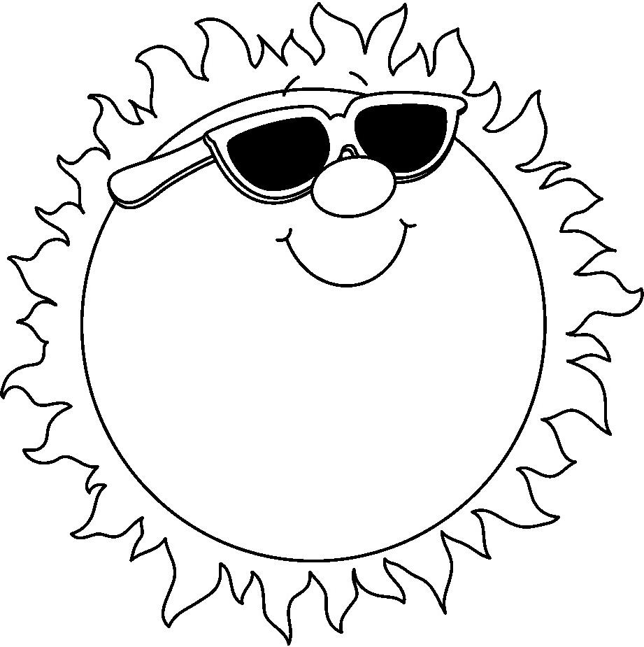 Hd weather clipart black sunny and design.