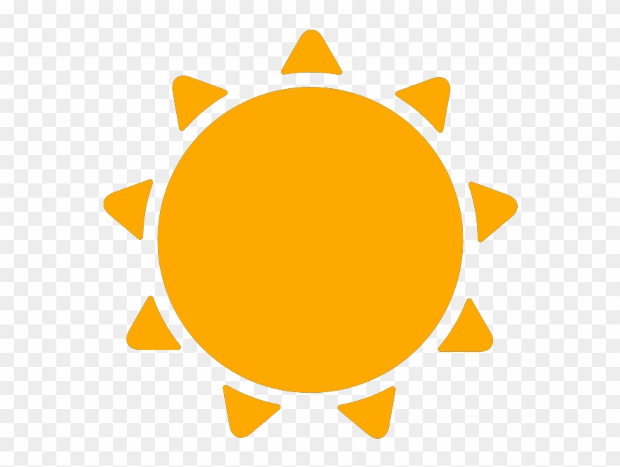 Simple Weather Icons Sunny.