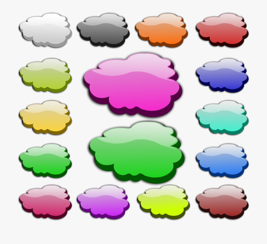 Weather Few Clouds Clipart, Vector Clip Art Online,.