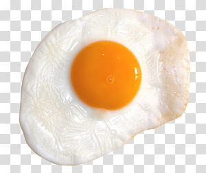 Sunny Side Up Egg PNG clipart images free download.