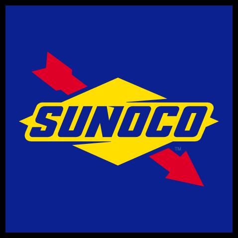 Sunoco Logos.