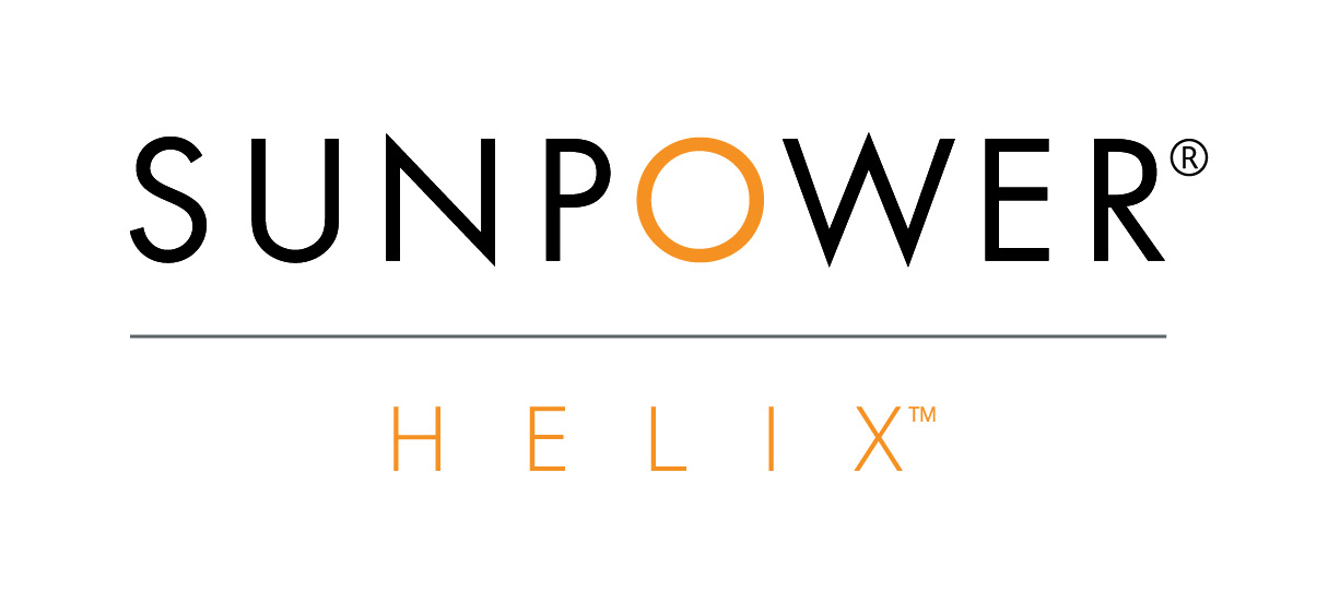The Power of One™: SunPower® Helix™ is the World\'s First.