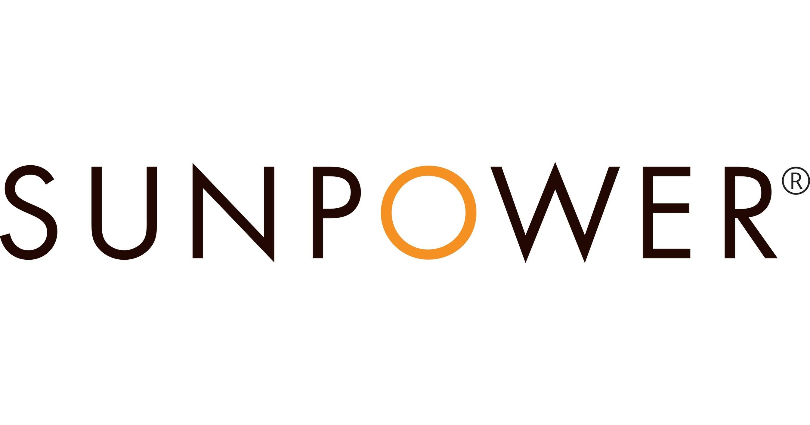 SunPower Logo.