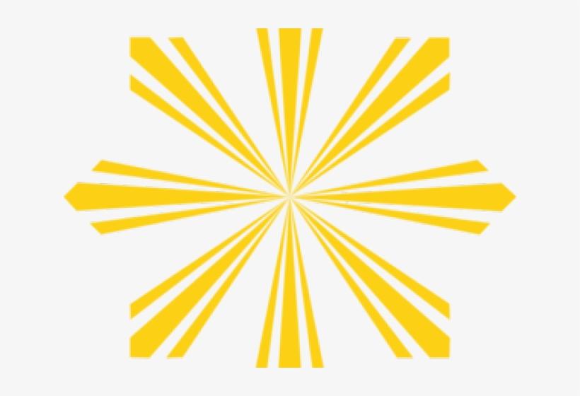 Sunrays Cliparts.