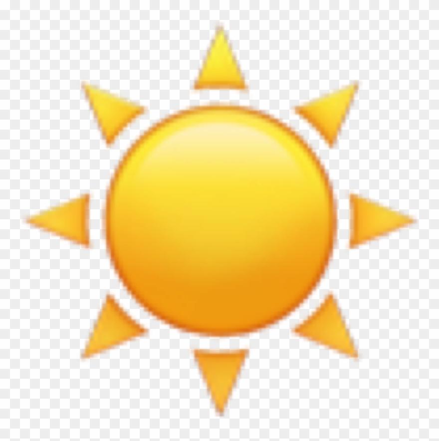 Sun Emojis Emojisticker Sunrise Sunset Yell.