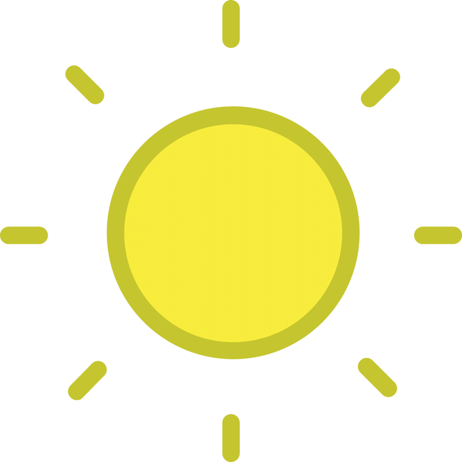 Sun Clipart in high quality! Vector sun for free to download (.svg.