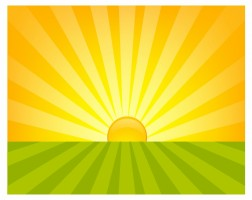 Free Sunrise Clipart Pictures.