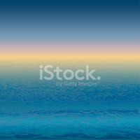 Sunrise on The Sea stock vectors.