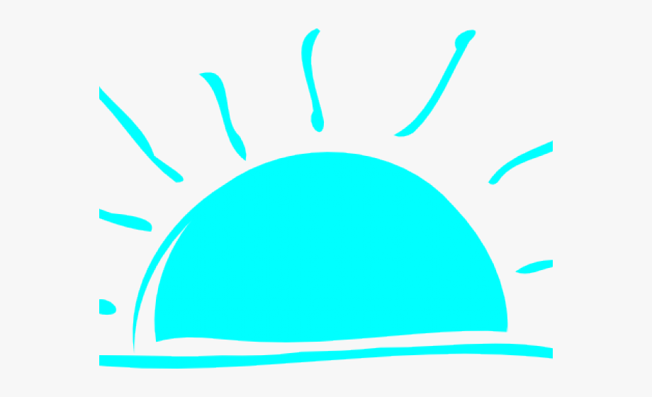 Sunrise Clipart Sunset.