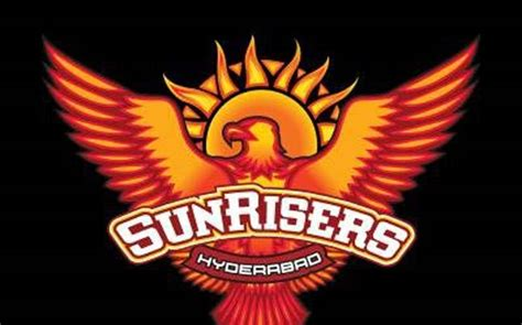 Hyderabad sunrisers Logos.