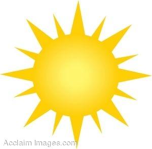 Clip Art Suns.