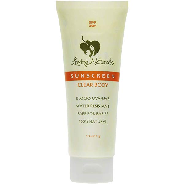Amazon.com: Loving Naturals Clear Body Non Nano 100% Natural.