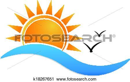 Sunset beach Clip Art EPS Images. 6,538 sunset beach clipart.
