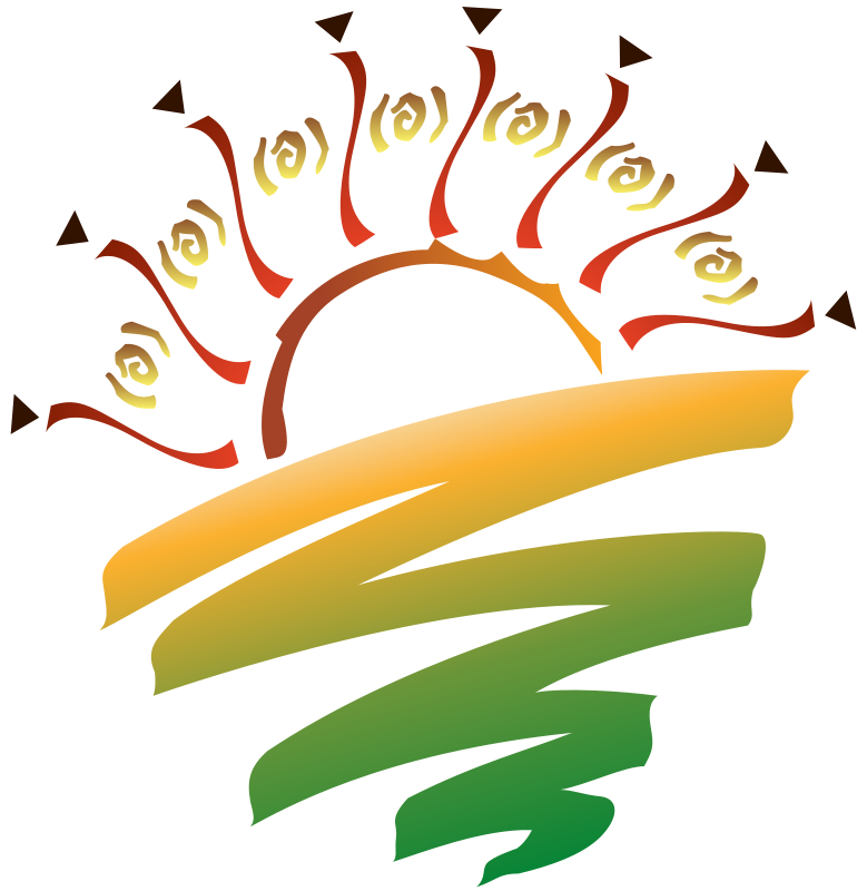Free Clipart: Sunset Graphic.