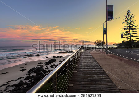 Gold Coast Queensland Stock Photos, Royalty.