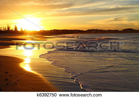 Stock Photography of Gold Coast, Australia k6392750.