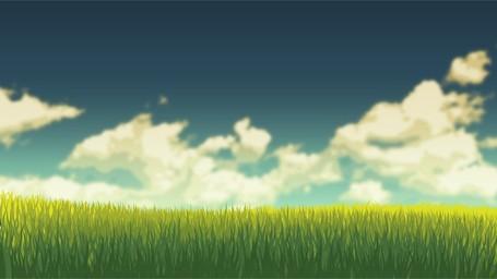 Grass Clip Art, Vector Grass.